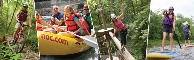 Nantahala River Campus Group Guide