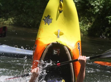 Paddling School: Canoe and Kayak Instruction | Nantahala