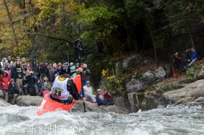 Guest Blogger & NOC Master Guide Brad McMillan on the 2014 Green River Race