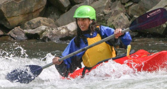 Paddling School: Canoe and Kayak Instruction | Nantahala Outdoor Center