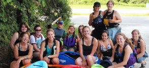 More Than Just Paddling Lessons: NOC Women's Adventure Getaway