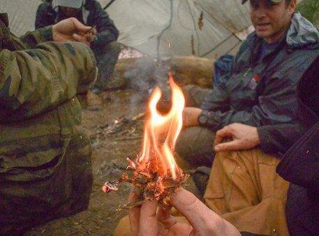Wilderness Survival School | Nantahala Outdoor Center